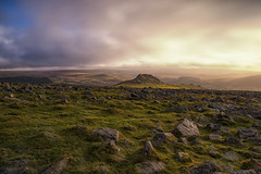 Leather Tor (Jonathan Goddard1) Tags: pentax k1 fullframe plymouth devon westcountry dartmoor tors moorland rocks stones sky longexposure ndfilter nd filter neutraldensity landscape