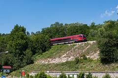 wb_120710_14 (Prefektionist) Tags: 50mmf14d austria bahn d700 eisenbahn loweraustria niederösterreich nikon oebb rail railjet railroad railway siemens train trains tullnerbach westbahn öbb österreich at
