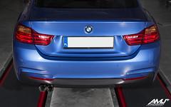 BMW 420d (F32) with Eisenmann RM (www.amj-performance.pl) Tags: bmw 4 420d f32 series exhaust sport rear muffler eisenmann 2x76mm sound amj amjperformance poland workshop