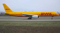 G-DHKD (Breitling Jet Team) Tags: gdhkd dhl euroairport bsl mlh basel flughafen lfsb eap