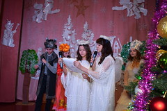 16. Праздник святителя Николая в Лесной школе 19.12.2018