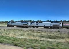 Southwest Chief pan view (knutsonrick) Tags: