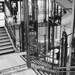La fayette Staircase mirrors