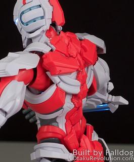 Model Principle Ultraman 14 by Judson Weinsheimer
