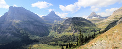 Logan Pass (jpotto) Tags: usa montana glaciernationalpark goingtothesunroad mountains loganpass panoramic scenery landscape