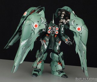 Steel Legend Metal Build Kshatriya 7 by Judson Weinsheimer