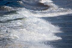 Comillas Bay 7 (Nino Olivieri) Tags: elements water mare spagna sea comillas scene spain paesaggiomarino cantabria onda wave luoghi seascape scena elementi españa acqua