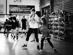 GFX0239 - Face off (Diego Rosato) Tags: face off allenamento training boxe boxing pugilato boxelatina xwinter fuji gfx50r fujinon gf63mm bianconero blackwhite rawtherapee