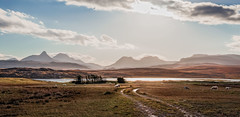 Looking toward Loch Ra (jimbo522012) Tags: achnahaird loch ra northwest highlands scotland canon 6d ef2470mmf4l