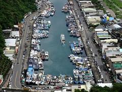 Nanfangao harbour