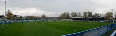 Panorama of Nethermoor (Paranoid from suffolk) Tags: panorama 2018 football soccer fussball facup 1st round guiseley afc nethermoor park ground stadium yorkshire