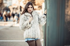 Krizia (Vagelis Pikoulas) Tags: girl girls woman women beautiful beauty canon 6d sigma 85mm art prime lenses bokeh athens january winter 2019 photography photoshoot