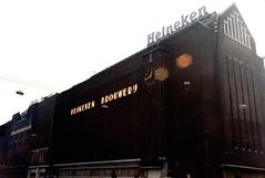 Heineken Factory_P (foliopix) Tags: amsterdam heineken beer copper vats brewing brewery lager drink