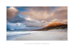 A little bit of Heaven - Luskentyre (Ken Walker Photography) Tags: luskentyrebeach sand ocean storm travel water mountains outerhebrides beach isleofharris clouds
