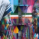 Chelsea wall art by Kobra thumbnail