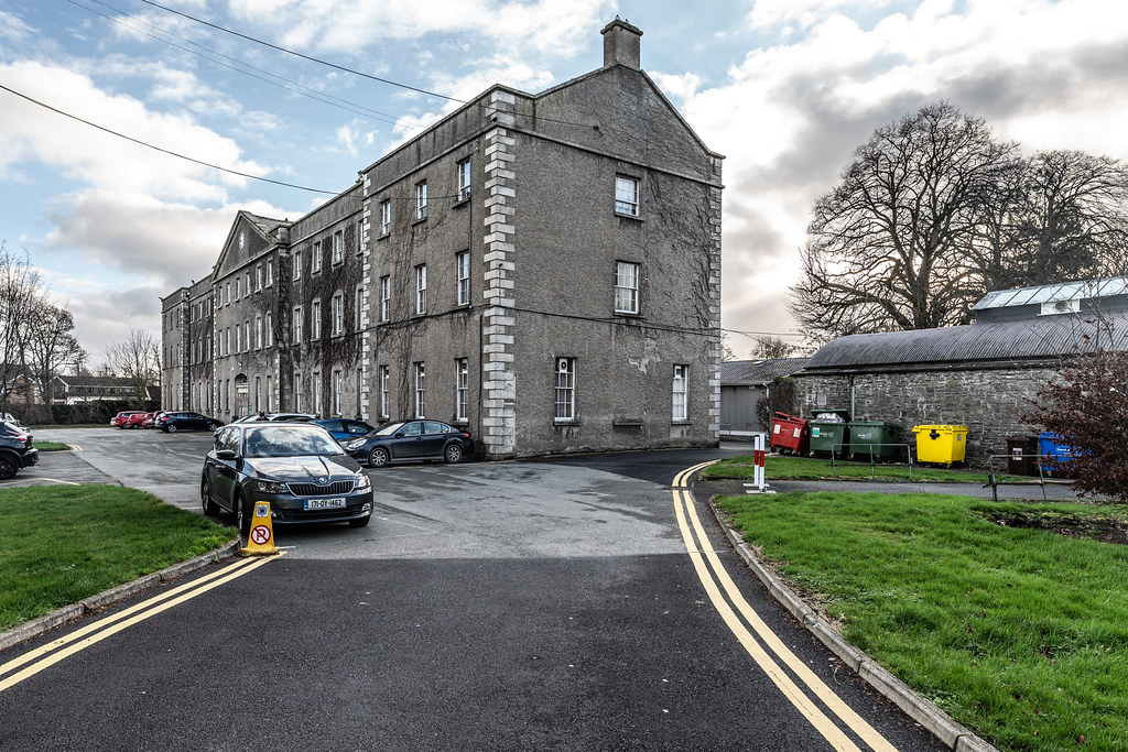 TODAY I VISITED ST. PATRICK'S COLLEGE IN MAYNOOTH [THE NATIONAL SEMINARY OF IRELAND]-147778