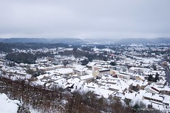Joinville sous la neige. (pierrehervet) Tags: joinville hautemarne marne champagne neige hiver froid ville paysage