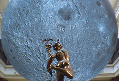 Moon at the Harris Museum (Tony Worrall) Tags: themuseumofthemoon nasa moon harrismuseum harris inside globe stellar large giant fun interior sculpture statue preston lancs lancashire city welovethenorth nw northwest north update place location uk england visit area attraction open stream tour country item greatbritain britain english british gb capture buy stock sell sale outside outdoors caught photo shoot shot picture captured ilobsterit instragram photosofpreston museumofthemoon