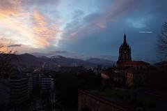 Opening (Iker Merodio | Photography) Tags: sky begona basilica basilika bilbao bizkaia biscay basque country euskadi ricoh gr ii 2