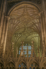Canterbury Cathedral (y.mihov, Big Thanks for more than a million views) Tags: canterbury cathedral inside interior sonyalpha sigma ceiling architecture art trespass travel tourist town city europe england englanduk church religion winter wide old retro historical history