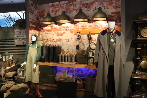 "Isabel Maru / Doctor Poison and  General Erich Ludendorff costumes from Wonder Woman (2017) • <a style=""font-size:0.8em;"" href=""http://www.flickr.com/photos/28558260@N04/44374058570/"" target=""_blank"">View on Flickr</a>"