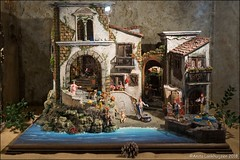Christmas is coming (Ciao Anita!) Tags: napels napoli napule naples na campania italië italia italy christmas kerstmis natale kerststal presepe presepio nativity crèche krippe mostraanapoli