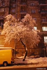 Засніжений зимовий Київ 418 InterNetri.Net Ukraine