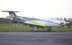 T7-AMS Pilatus PC-XII BOH 04Dec2018 (Citation Ten) Tags: t7ams pc12 boh