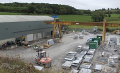 Quarry sawing  facility2017