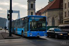Mercedes-Benz Conecto G (Slobodan Kostić) Tags: budapest bus lowfloor diesel hungary opnv public transport mercedes mercedesbenz conecto articulated 133e erzsebethid gelenkbus