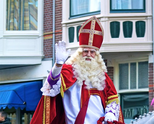 Intocht Sinterklaas Den Haag