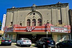 Whiteside Theatre, Corvallis, OR (Robby Virus) Tags: corvallis oregon or whiteside theater theatre cinema movies closed neon marquee sign signage bulbs