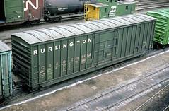 CB&Q Class XML-16 20834 (Chuck Zeiler54) Tags: cbq class xml16 20834 burlington railroad boxcar box car freight cicero train chuckzeiler chz