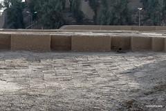 Susa (Shush), Darius's Palace,  Calcite Paving (1).JPG (tobeytravels) Tags: sus susan elamite seleucid parthian sasanian zagros shushan jacquesdemorgan rawlinson neolithic ubaid uruk banesh sargon akkadian kutikinshushinak awan neoassyrians layard achaemenid cyrus cambyses alexanderthegreat