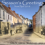 Little St.  blended with cira 1900 - Alderney - Xmas thumbnail