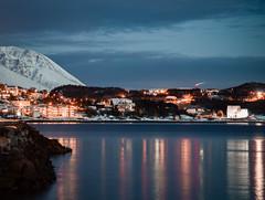(carlalala95) Tags: nikon nikon3200 kitlens norway harstad outdoor night