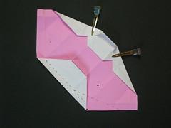 Cubic masu with handles Tuto step 8 (Mélisande*) Tags: mélisande origami box masu