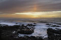 Yachats Sunset (pbandy) Tags: oregon yachats sunset nature landscape seascape ocean