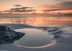 untitled-4200 (Donard850) Tags: ardspeninsula ballywalter countydown northernireland afterstormdeirdre beach calm morning rocks sunrise