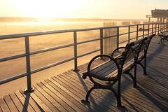 USA - NYC - Brooklyn - Coney Island (mda'skaly) Tags: sunset beach coneyisland brooklyn soleilcouchant plage usa americanlandscape newyork
