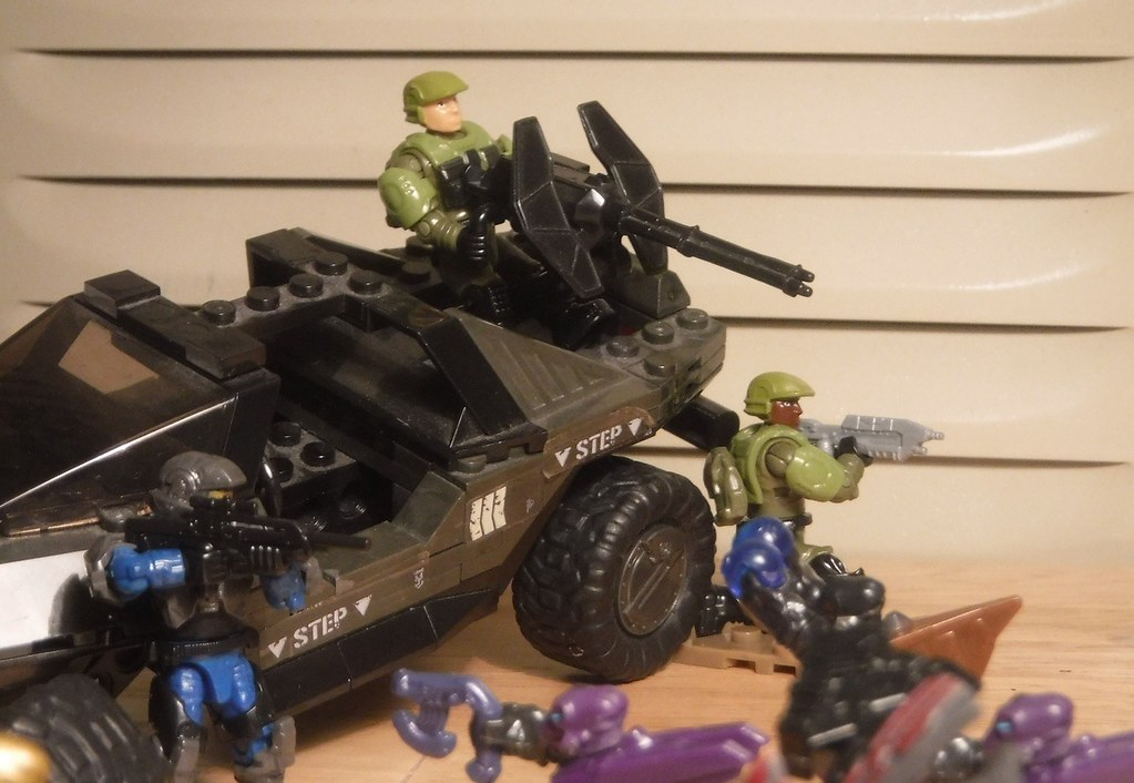 The World's most recently posted photos of grunt and halo