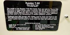 Russian T-62 Tank (Dave* Seven One) Tags: russian t62tank russiant62tank 14scale replica
