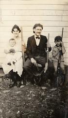 Guns (Chris Protopapas) Tags: truesdell prattsville westkill lexington guns family greenecounty portrait america rural rifle shotgun pistol