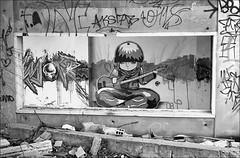 181111_Psiquiatrico_006 (Stefano Sbaccanti) Tags: bw blackandwhite analogicait analogue argentique bianconero leicam5 kentmere400 psiquiatrico asylum urbex urbanexploration abandonado 2018 50summicron spain