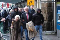 Neonazi-Demo Bielefeld (dap_dortmund) Tags: bielefeld antisemitismus nazis nrw polizei neonazis antifa haverbeck