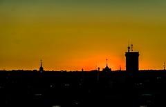 madrid sunset (_tonidelong) Tags: madrid circulo de bellas artes sunset atardecer urban capital city ciudad silhouette silhoutte tarde sun sol sunny winter spain españa centro sky cielo skyline landscape paisaje