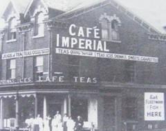 Cafe Imperial, Fleetwood (mrrobertwade (wadey)) Tags: tom fernival labour club