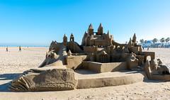 A day at the sea (KPPG) Tags: mittelmeer mediterraneansea valencia spanien spain strand beach sand
