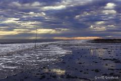 _MG_7011-Edit (Scott Sanford Photography) Tags: 6d canon ef50mmf14 eos gulfcoast naturallight nature outdoor sunlight texas water beach clouds coast fishing sky