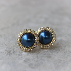 Gold and Navy Earrings, Navy Pearl Earrings, Navy and Gold Earrings, Navy and Gold Wedding Jewelry, Navy Blue Earrings, Bridesmaid Gift https://t.co/1wUgp48cRh #handmade #gifts #etsy #WeddingJewelry https://t.co/uGYP3brsBj (petalperceptions.etsy.com) Tags: etsy gift shop fashion jewelry cute